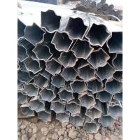 65*45镀锌带灯笼管价格、立柱灯笼管80*60