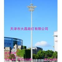 天津大昌直供LED广场灯户外照明高杆灯