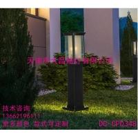 方形防水防锈草坪灯景观庭院别墅花园灯