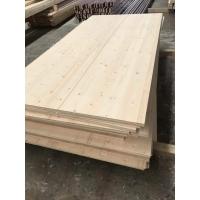 环保不变形三层实木板CLT板