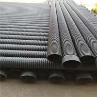 贵州联塑HDPE塑料双壁波纹管直销DN200-800