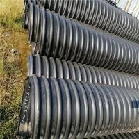 贵州HDPE钢带增强螺旋波纹管大口径DN300-2400