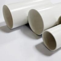 陕西西安联塑pvc排水管塑料管 民用家用管批发