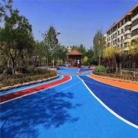 生态透水混凝土透水率高,助力陕西海绵城市建设质量好价格低