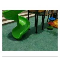 户外弹性耐磨橡胶地垫 幼儿园小区游乐设施弹性保护地面材料