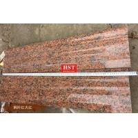 G562枫叶红花岗岩 石材线条