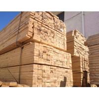 原木加工生产建筑木方、奥松铁杉等