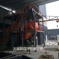 聚合物聚苯板设备生产线厂家匀质板切割锯