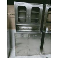 顺德食堂不锈钢储存柜不锈钢碗柜不锈钢信报柜定制