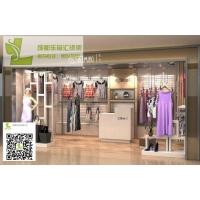 成都服装店展柜,服装店展架,成都烤漆展柜