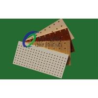 穿孔复合板 穿孔石膏板 硅酸钙板复合玻纤棉 机房墙面装修