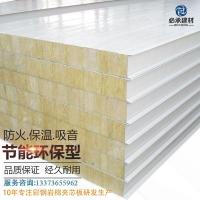 950-1150節能環保型彩鋼巖棉夾芯板