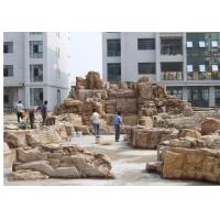 镇江假山塑石、镇江水泥假山制作,水泥直塑工艺,厂家价格