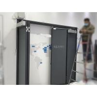 綠夏定制門:鋁制折疊門可用于車庫庭院等場合