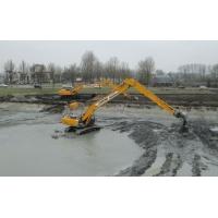 日立EX400挖掘机加长臂优质服务