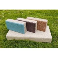 宁彤陶瓷透水砖建造生态道路