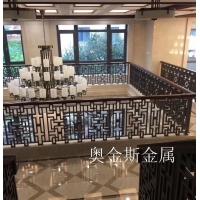 别墅豪宅楼梯扶手设计是家居设计中的一大亮点