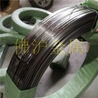 304不锈钢数据扁线 0.3*1mm