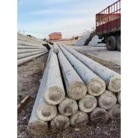 內蒙東園組裝電桿生產廠家 230-18米水泥電線桿
