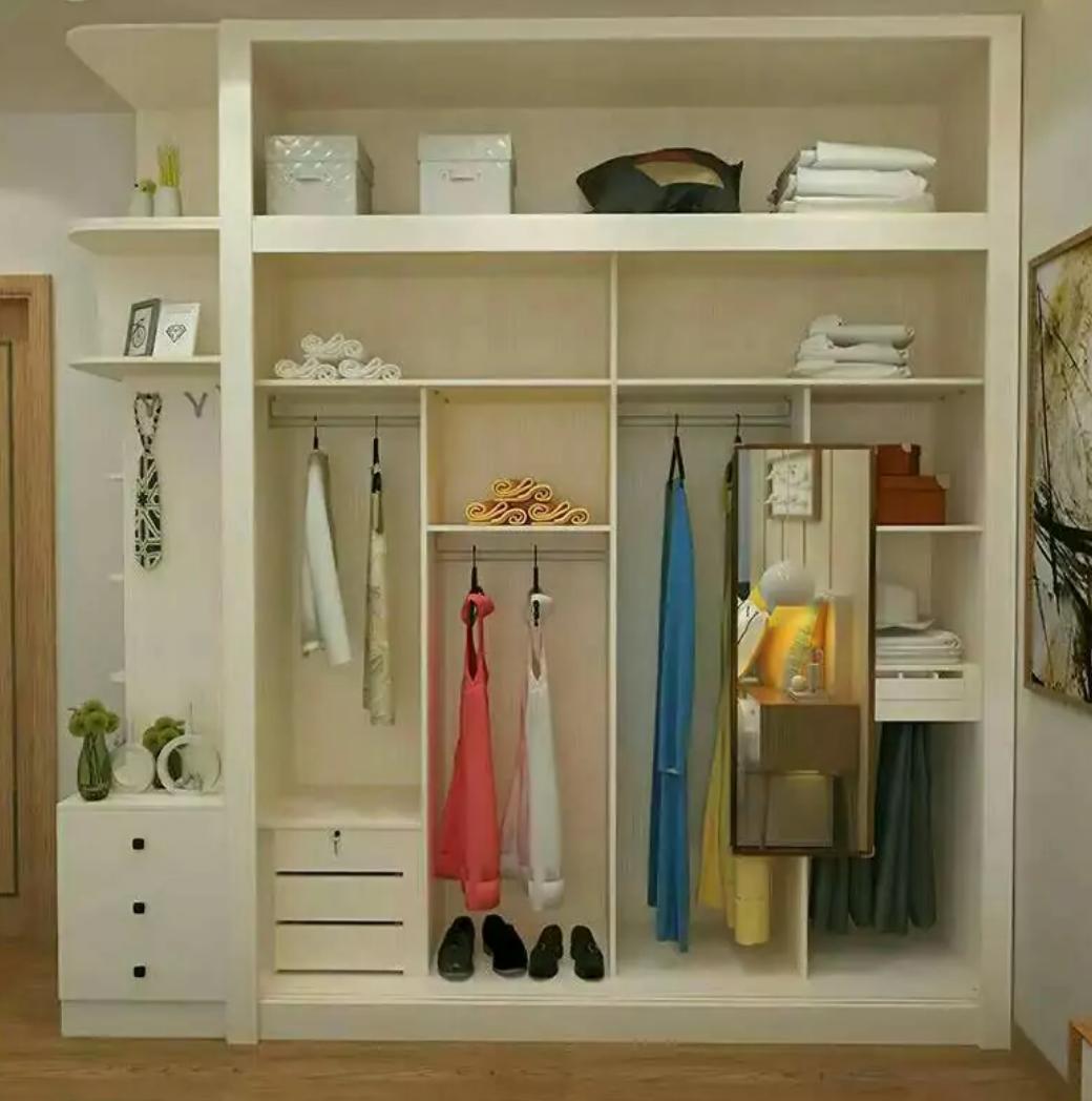 张家界丨装修丨装饰丨设计丨中达装饰丨推拉衣柜门
