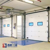 上海厂房保温防盗提升门