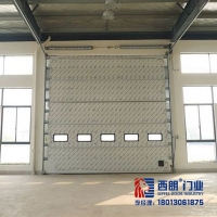 上海分节式提升门