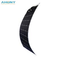 超轻柔性的太阳能板,适合在外墙及停车棚上使用