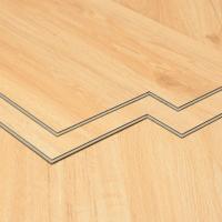 pvc锁扣地板 pvc石塑地板 木纹锁扣家用地