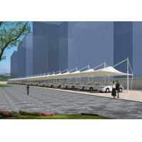 湖北大冶市膜結構停車棚專業設計制作