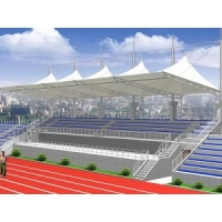 体育场膜结构看台设计安装服务