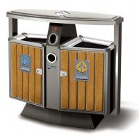杭州世腾提供环卫垃圾桶果皮箱户外垃圾桶金属垃圾桶