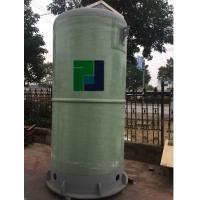 江西玻璃钢一体化预制泵站 一体化泵站