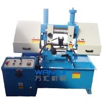 供应万汇机械GT4220A金属带锯床  自动带锯床