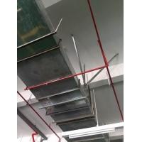 抗震支架设计,桥架抗震支架,抗震支架加工制造