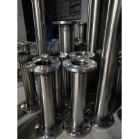 法兰焊接短管 泵房管道定制生产