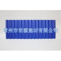 防腐建材 PVC塑钢瓦