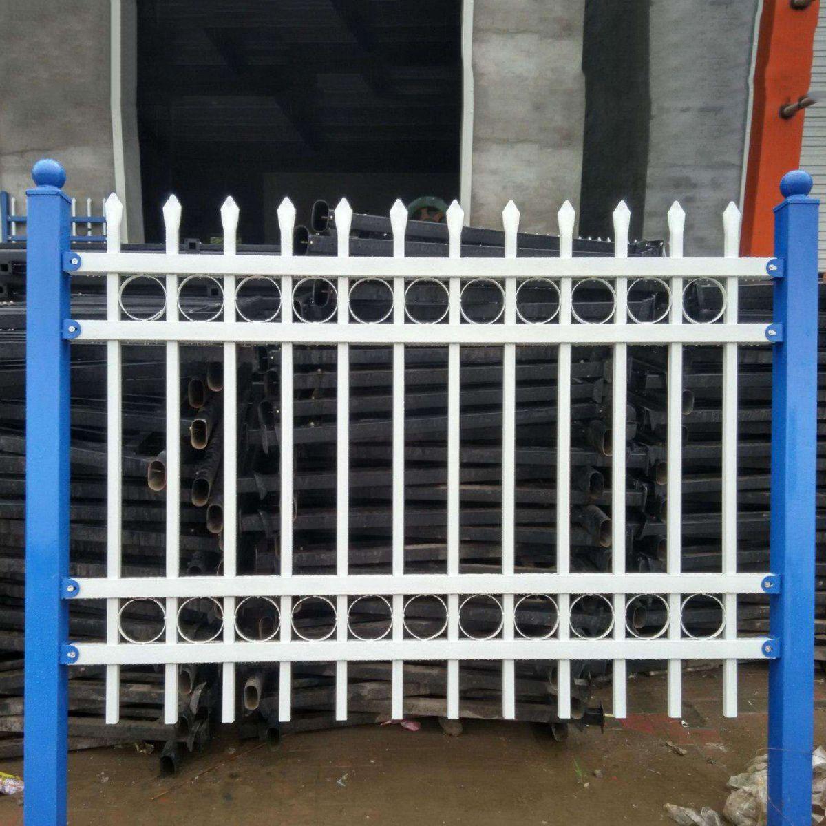 兰州旋转门,兰州铁艺阳台栏杆加工,甘肃铁艺围栏,-兰州经...
