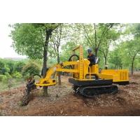 安徽三普挖樹機器3wsl-1.6帶土球移樹機價格