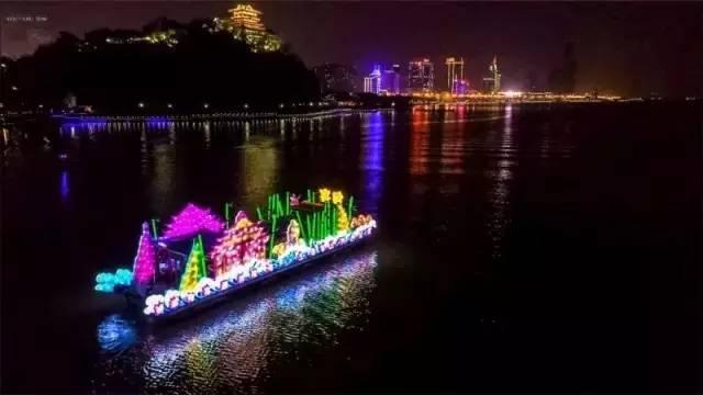 濟南橋梁亮化草坪燈照明