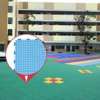 廣州直銷幼兒園戶外拼裝運動環保地板