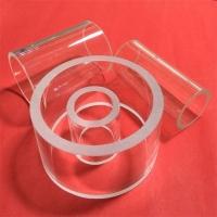 耐高温玻璃管、高铝玻璃、钢化玻璃管、液位管道视镜玻璃