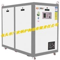 厂家直销全预混低氮铸铝冷凝式热水锅炉