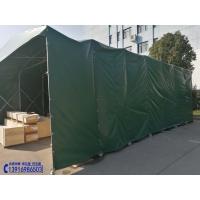 活動雨篷倉儲活動雨棚解決廠家倉庫不夠使