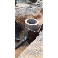 混凝土圆井模板,圆形污水井模板-生产商