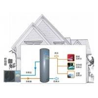 英泊索尔空气能热水系统
