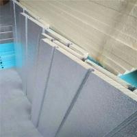 地热管地暖模块塑板铝板地暖模块印台区定做