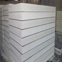 屋顶专用阻燃隔热防水聚氨酯保温板手续齐全