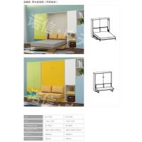 竖翻床-带沙发选配(可配电动)