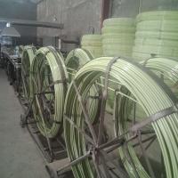 海潤專業生產實心玻璃鋼纖維桿