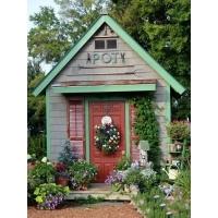 重慶異形小木屋,度假村樹屋